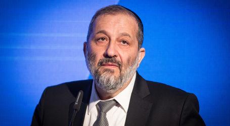 Deri Ruling Sets Off Renewed Shabbat Battles