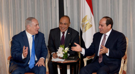 Report: Netanyahu & Sisi Secretly Convened in May to Discuss Gaza