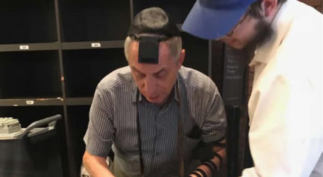 Holocaust Survivors' Unexpected Mitzvah