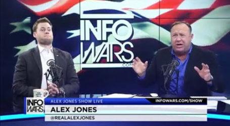 Alex Jones, Infowars Kicked off Multiple Social Media Platforms