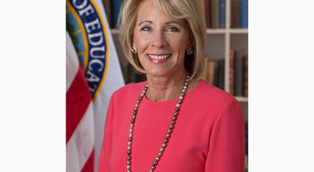 Pushback from Liberals on DeVos' Plans to Buy Guns for Teachers
