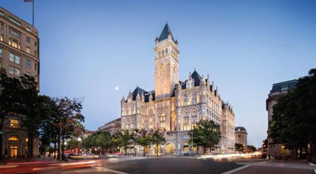 Trump DC Hotel's Public Openness Earns Rent Break