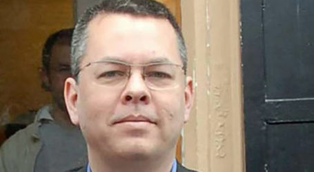 Turkey Rejects American Pastor's Appeal to Be Released From House Arrest