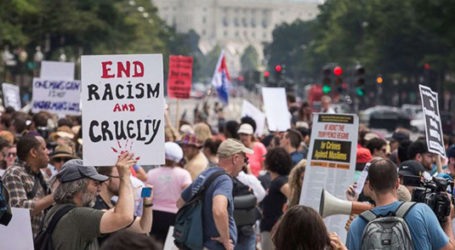 'Unite the Right' Rally in DC Fails to Live Up to the Hype
