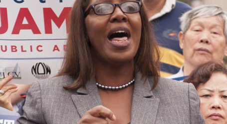 Cuomo's Backing of Letitia James for AG Doing Little to Move Needle