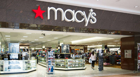 Macy's Stock Almost Keeps Pace with Online Foe Amazon