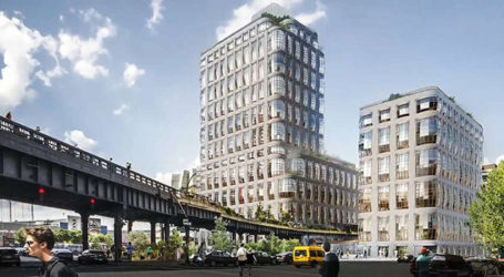 Related Companies High Line Project Getting West 18th St Condo Tower