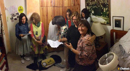 Amid Rockets, Red Alerts & Sirens, Women Take Shelter in Torah Study