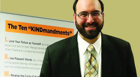The Essence of Kindness: Wise Words from Ancient Jewish Sages & a Detroit-Area Rabbi