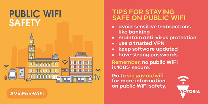 The dos and don'ts of using public Wi-Fi