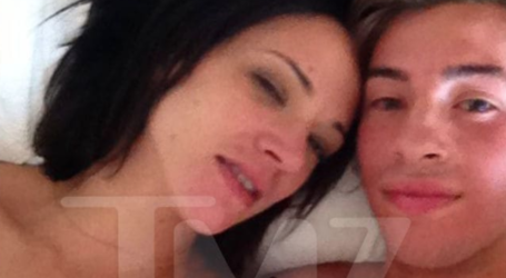 Young Lover of Weinstein's Accuser, Asia Argento, Speaks Out as Scandal Steams Up