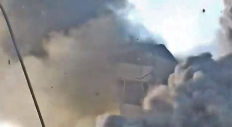 Hamas Rocket Attacks on Israel Escalate –  City of Be'er Sheva Hit  (Watch Actual Video Shot By Local Israelis)