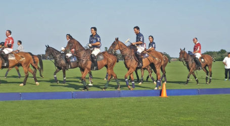 Robin Hood Holds its Seventh Annual Polo Cup in The Hamptons