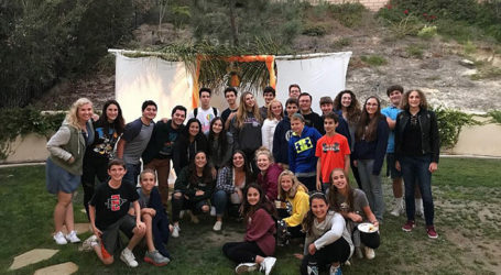 A Hop and a Happy Mess: Sukkot Under the Stars
