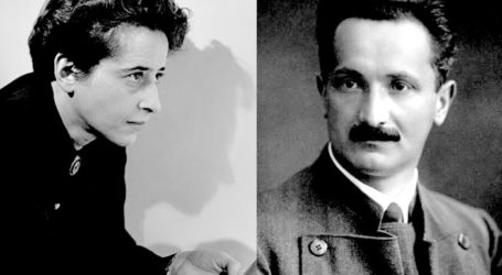 """Theater for the New City to Present """"Arendt-Heidegger: A Love Story"""""""