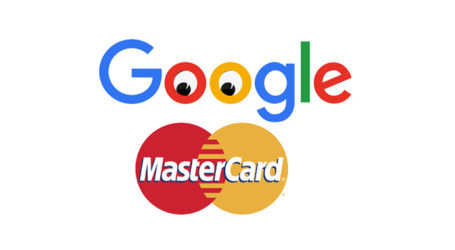 Google & Mastercard Ramping Up Tracking Efforts with Secret Ad Deal
