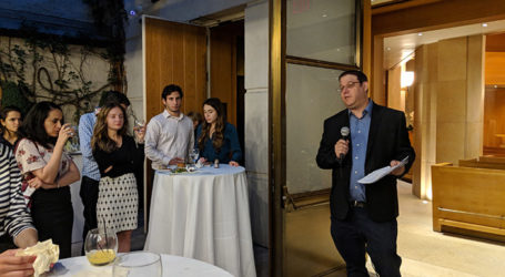 Jerusalem College of Technology Cultivates Young Leadership in US