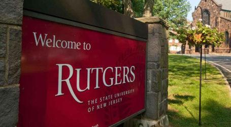 Trump Administration Reopens Rutgers Anti-Semitism Case