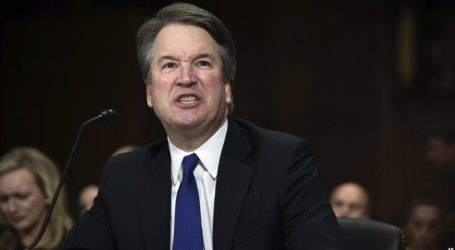 """Kavanaugh: """"I Did Not Sexually Assault Christine Ford"""""""