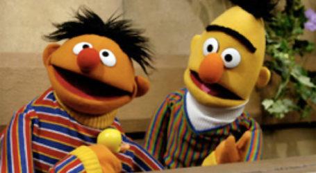 "Are ""Bert & Ernie"" Gay?? Sesame Street Writer Provides ""The Answer"""