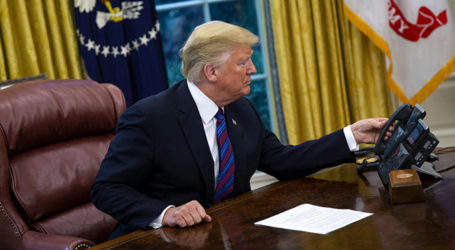Trump: No More Palestinian Aid Unless Deal is Struck with Israel