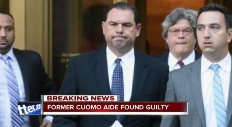 Cuomo Aide Joe Percoco Sentenced to Six Years for Fraud & Accepting Bribes