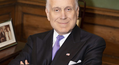 A Jewish Voice Exclusive Interview with World Jewish Congress President Ronald S Lauder