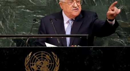 Terror Victims to Trump: Ban Abbas from Entering US for UN Meeting