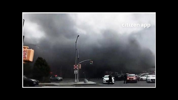 21 Injured In U201cSuspiciousu201d Kings Plaza Garage Fire