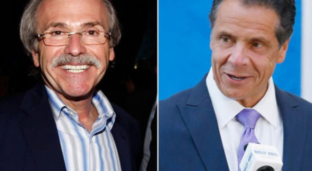 Trump's Pal Pecker Has Quietly Donated to Cuomo for Years