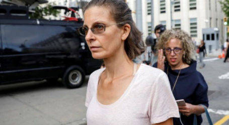 Seagram's Sex Cult Heiress Wants More Freedom for her $100M Bond