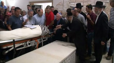 The Blood of Slain Israelis Stains Many Hands