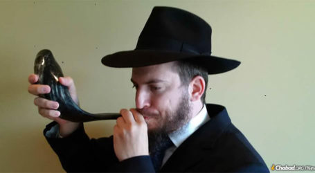 Bringing the Sound of the Rosh Hashanah Shofar to the Homebound