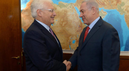 US Ambassador David Friedman: 'We Don't Tell Israel What to Do'