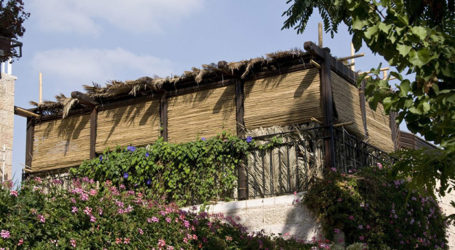 Gorgeous Pictures that Captured the Majestic Beauty of Sukkot
