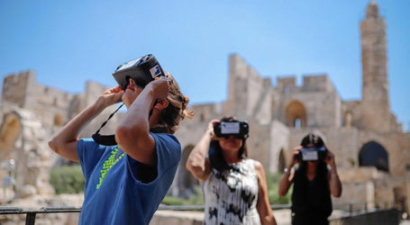 Step into History with First Mobile Virtual-Reality Walking Tour in Jerusalem