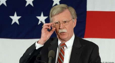 Bolton Warns Iran: If You Cross Us There Will Be 'Hell to Pay'