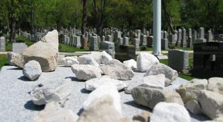 Homemade Explosive Found in Newark Jewish Cemetery