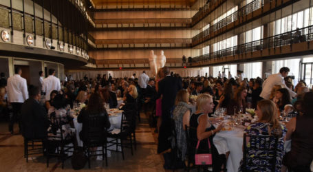 Throngs of Socialites Gather at Lincoln Center to Honor Designer Narciso Rodriguez