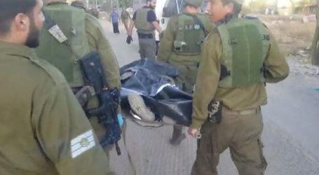 Attempted Stabbing In Hebron, Terrorist Killed