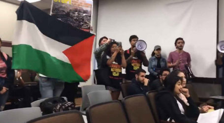 California Campus Police to Refer Anti-Israel Disrupters to Prosecutors