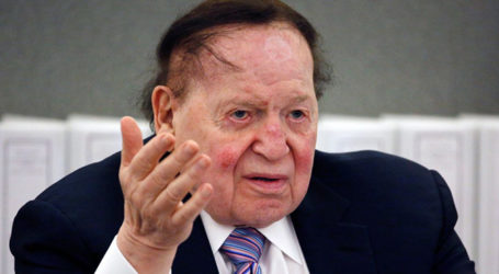 Jewish Democratic Group Sues Sheldon Adelson for 'Legal Sadism'