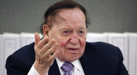 Jewish Democratic Group Sues Sheldon Adelson for 'Legal Sadism'