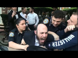 Unauthorized Torah Celebration in Boro Park Leaves One Person Arrested