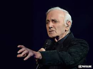 French Singer Charles Aznavour Dies at 94; Family Saved Jews from Nazis