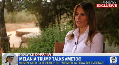 Melania Trump's  Prime Time TV Interview Addresses the Hot Issues