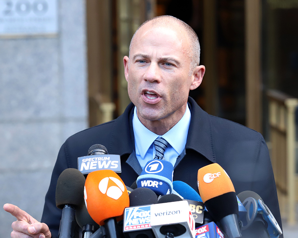 Michael Avenatti indicted on 36 federal charges