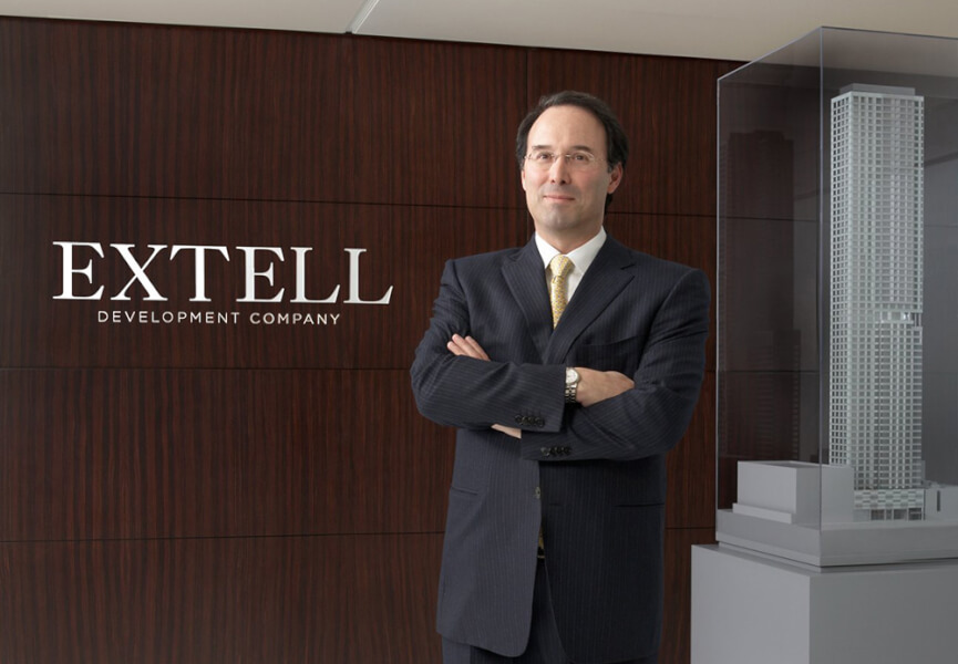 Gary Barnett's Extell Cleared for Mega Building Projects - The