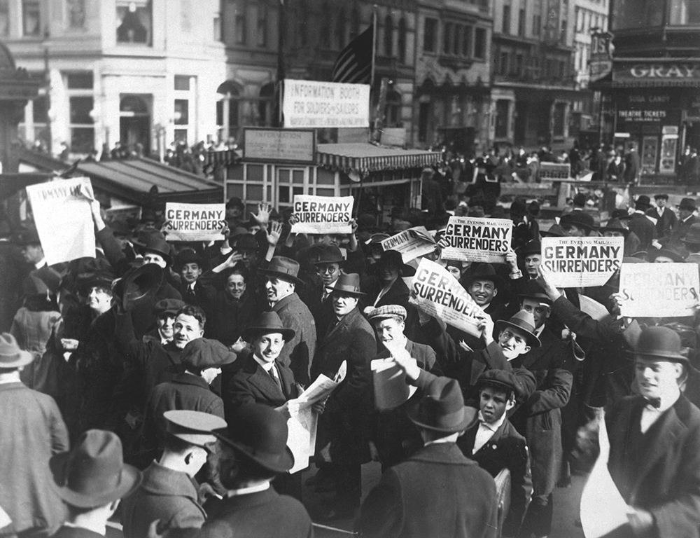 Armistice Day and Jewry–The Centennial - The Jewish Voice