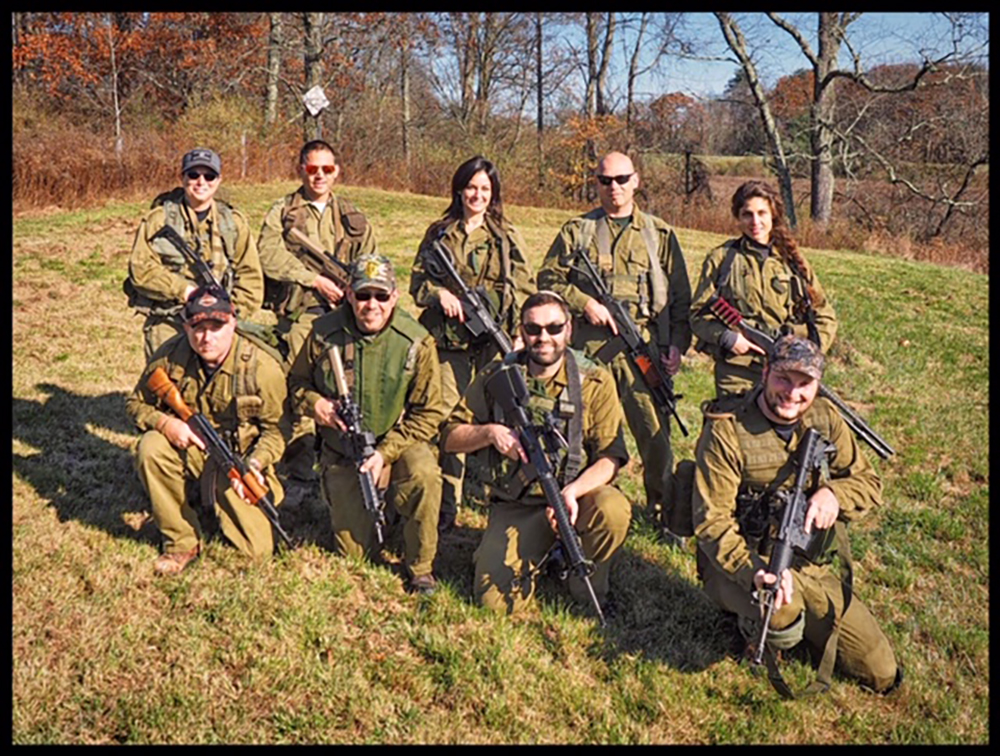 After Pittsburgh–Teaching Jews to Shoot Guns Gains Traction at